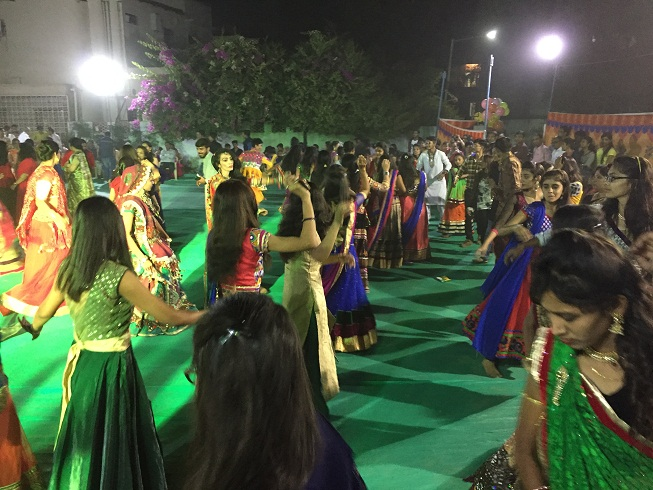 Garba and Dance 2016