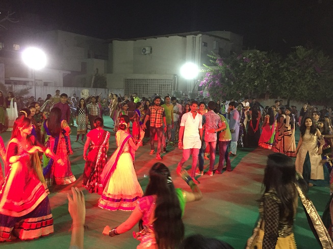 Dance and Garba 2016